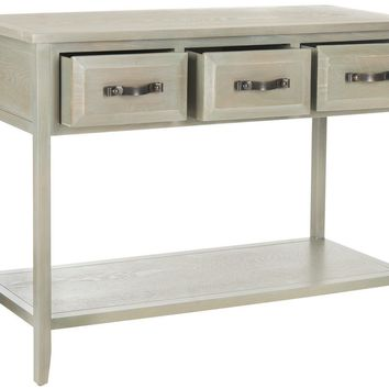 Aiden Console Table French Grey