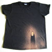 No Face from Spirited Away t-shirt (women's)