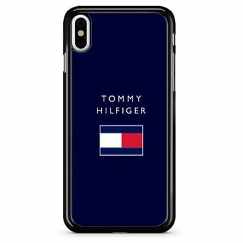 Tommy Hilfiger 4 iPhone X Case