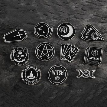 Dark Occult Pins