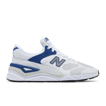 New Balance - X-90 (MSX90HTA) - White / Blue