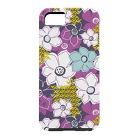 Heather Dutton Petals and Pods Orchid Cell Phone Case