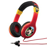 Disney's Mickey Mouse Clubhouse Youth Headphones by eKids MK1403