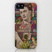 VIVA LA VIDA iPhone & iPod Case by Kris Tate