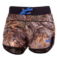 Realtree Girl Xtra Camo Running Shorts