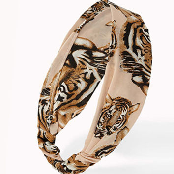 Eye of the Tiger Headwrap