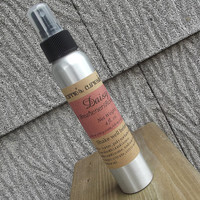 Daisy scented Room Spray - Scented Linen Spray -- 4 ounce Bottle