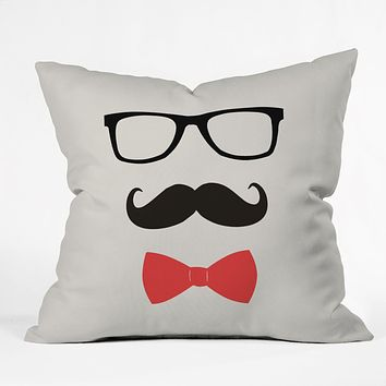 Allyson Johnson Stay Classy Throw Pillow