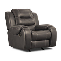 Jamestown Smoke Recliner by Corinthian Furniture