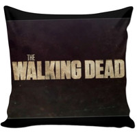 Walking Dead Pillow