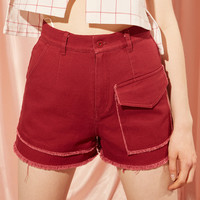 High Waist Hot Shorts