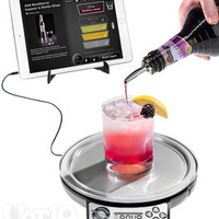 The Perfect Drink by Brookstone: App-controlled smart bartending