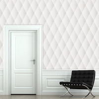 Quilted: Luxury removeable wallpaper by Swag Paper