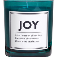 Candle - from H&M