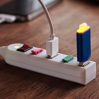 USB Power Strip - $5 | The Gadget Flow