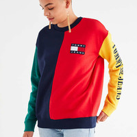 Tommy Jeans '90s Colorblock Sweatshirt | Urban Outfitters