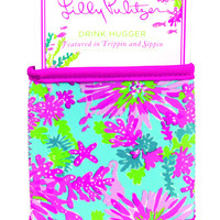 Drink Hugger in Trippin' and Sippin' by Lilly Pulitzer