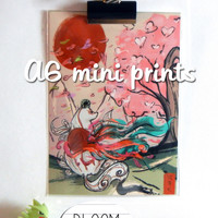 Mini A6 Prints from Jellie Bee
