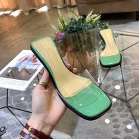 Céline Women Casual Shoes Boots fashionable casual leather Women Heels Sandal Shoes