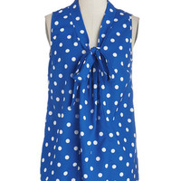 ModCloth Nautical Mid-length Sleeveless
