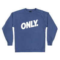 ONLY NY | STORE | Sweatshirts | Volley Crewneck