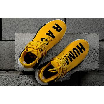 NMD Pharrell Williams Human Race Yellow BB0619