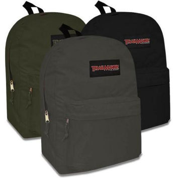 Adventure Trails 17 Inch Classic Backpack - 3 Colors