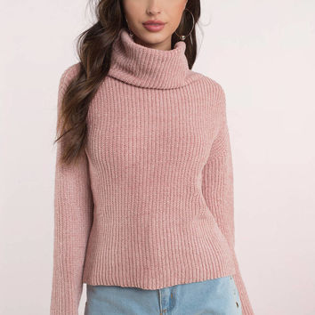 Rylee Turtleneck Sweater