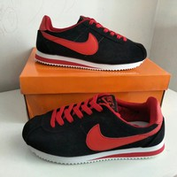 """Nike Cortez"" Unisex Sport Casual Multicolor Running Shoes Couple Fashion Sneakers"