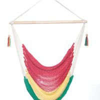 Mission Hammocks Hanging Hammock Chair - Marley