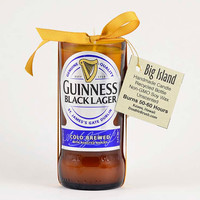 Guinness Black Bottle Candle US Shipping Included