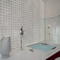 Bathtub / turkish bath AMIRA WELLNESS Amira Collection by Brummel Cucine