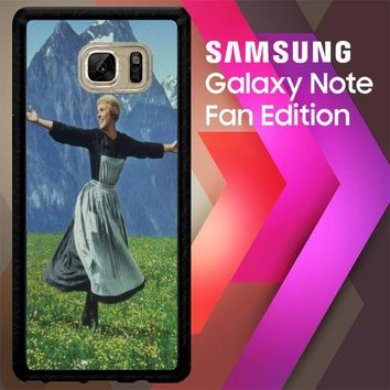 230 Sound Of Music V0683 Samsung Galaxy Note FE Fan Edition Case