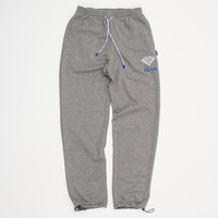 DL-LA Sweatpants in Heather - Sweatpants - BOTTOMS
