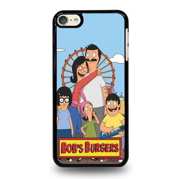 bob s burgers tina belcher 4 ipod touch 6 case cover  number 1