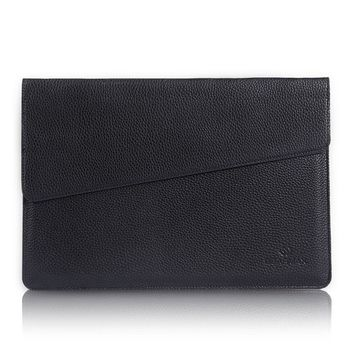 Case for MacBook Pro / Air Fashion Design No-zipper Sleeve