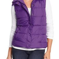 Women's Quilted Frost-Free Vests | Old Navy