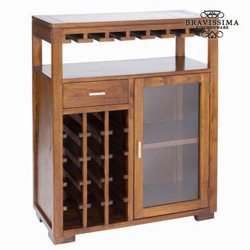 Forest wine cabinet - Serious Line Collection by Bravissima Kitchen
