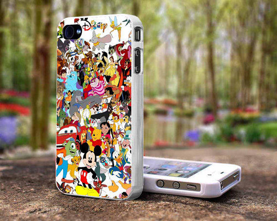 disney iphone 5 cases disney character iphone 4 iphone 5 from casebozook on 2282