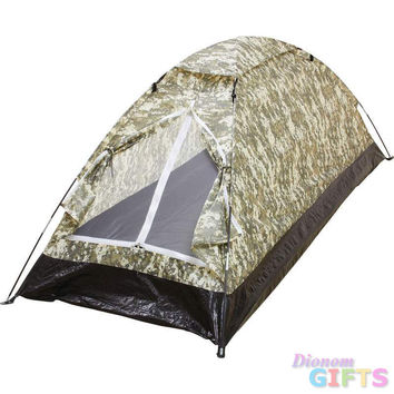DIGITAL CAMO XL 1 MAN TENT