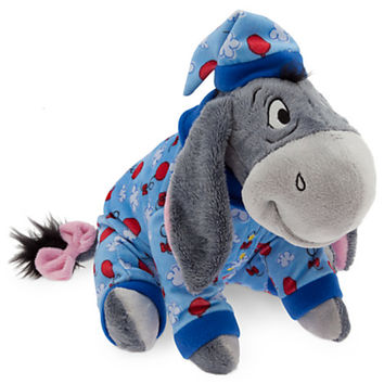 Disney Eeyore Plush - Holiday Pajamas - 10'' | Disney Store