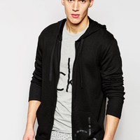 Calvin Klein Utility Hoodie In Slim Fit at asos.com