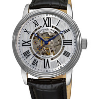 Men's Delphi Venezia Steel Watch