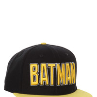 DC Comics Batman Ball Cap | Hot Topic