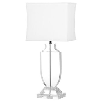 Table Lamp, Cassidy Urn Lamp, Crystal, Table Lamps