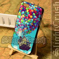 up up up - iPhone 4/4s/5/5s/5c Case - Samsung Galaxy S3/S4/S3-mini Case - Black or White