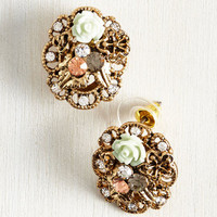 Chic a Secret Earrings by ModCloth