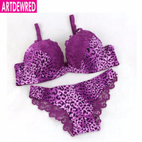 Seamless underwear women bra set sexy push up bra set women embroidery seamless bra set women underwear bra and panty set
