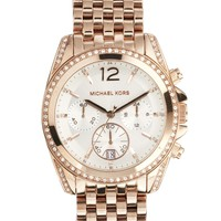 Michael Kors Pressley Rose Gold Watch
