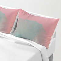 crush on you Pillow Sham by duckyb
